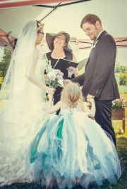 Montreal Wedding Ceremony with Children