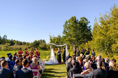 Apple Orchard Wedding Montreal